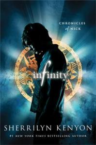 Infinity book cover